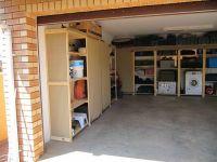 Ideas:Diy Garage Shelves With Brick Walls Different Types
