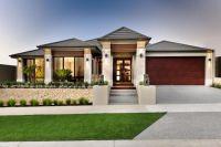 One Story Modern Homes Exterior | House exterior ...