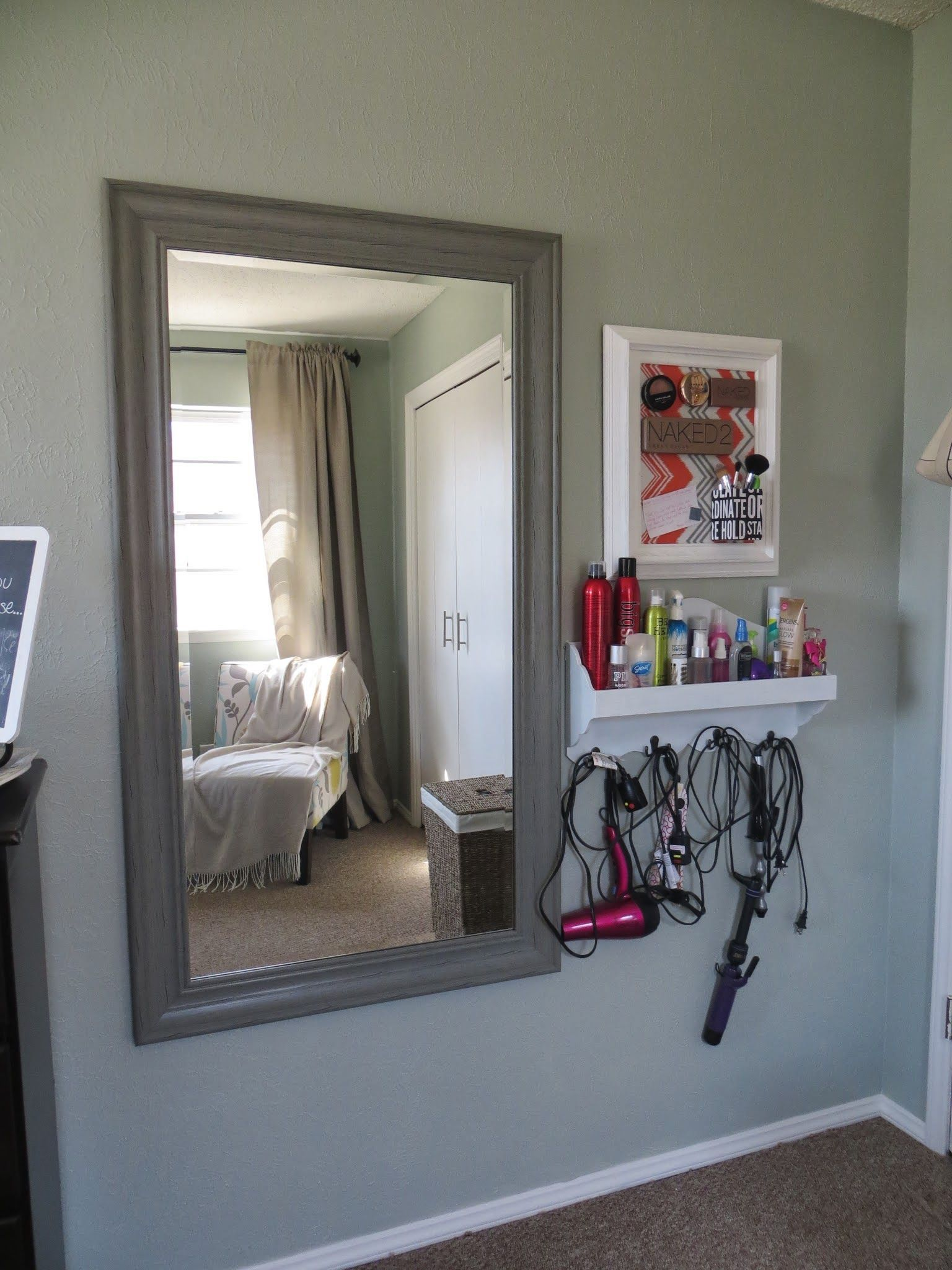 Girl Makeup Station Vanity Area Bedroom Ideas Pinterest Vanity Area