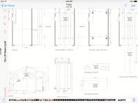 Garage Floorplan For Lift, garage plans, man cave plans