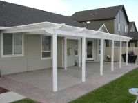 Patio Pictures | Patio Covers (white): | Ideas for the ...