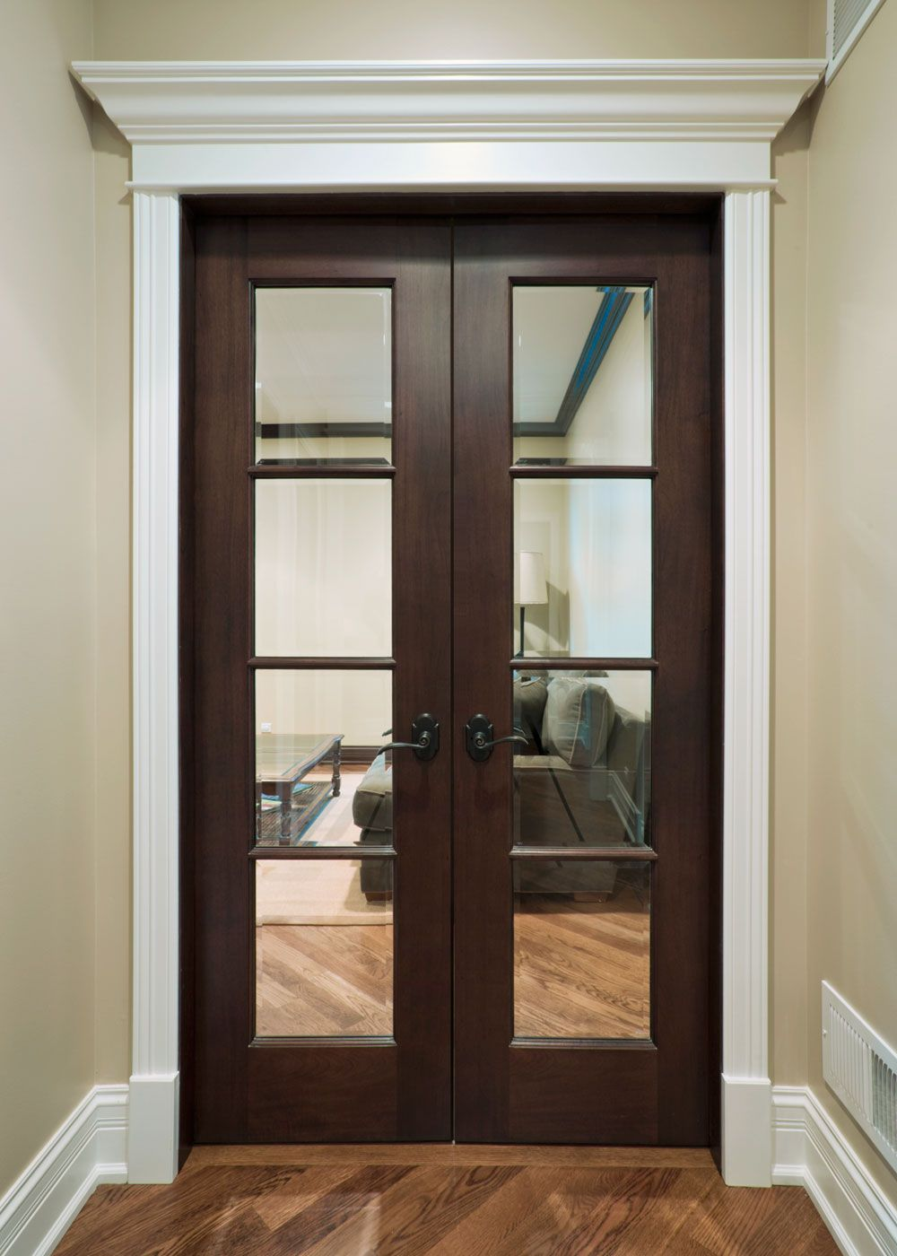 Custom interior doors in any style size or shape custom solid wood interior doors traditional design doors by doors for builders inc