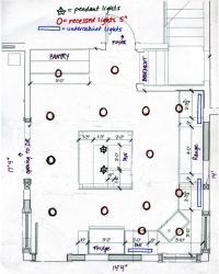 recessed lighting layout diagram | Lighting Info ...