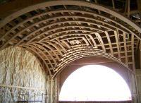 Groin Vault Ceiling Systems