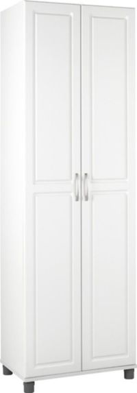 Affordable Free Standing Broom Closet Cabinet for Kitchen ...
