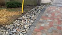 gravel patio drainage | River Gravel Drainage System ...