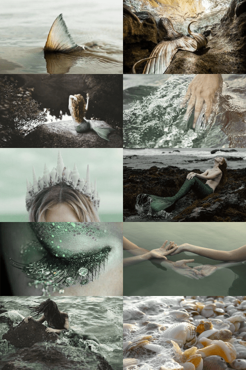 Moodboard Maker The Wasted Spring, The Forgotten Summer | Aesthetic
