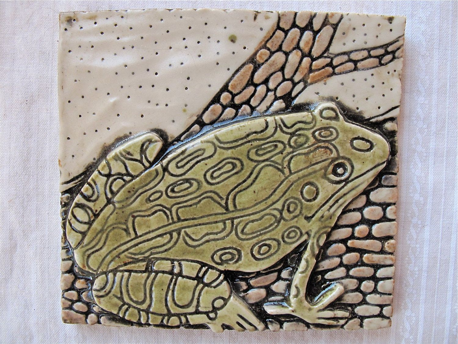 Keramikfliesen Selber Machen Carved Ceramic Tiles Ton Tipps And Tricks Pinterest