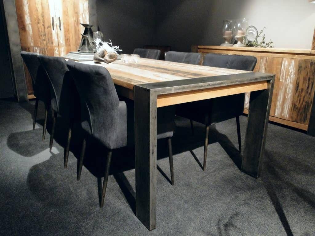Tafel hout utrecht lange smalle salontafel cool lange smalle