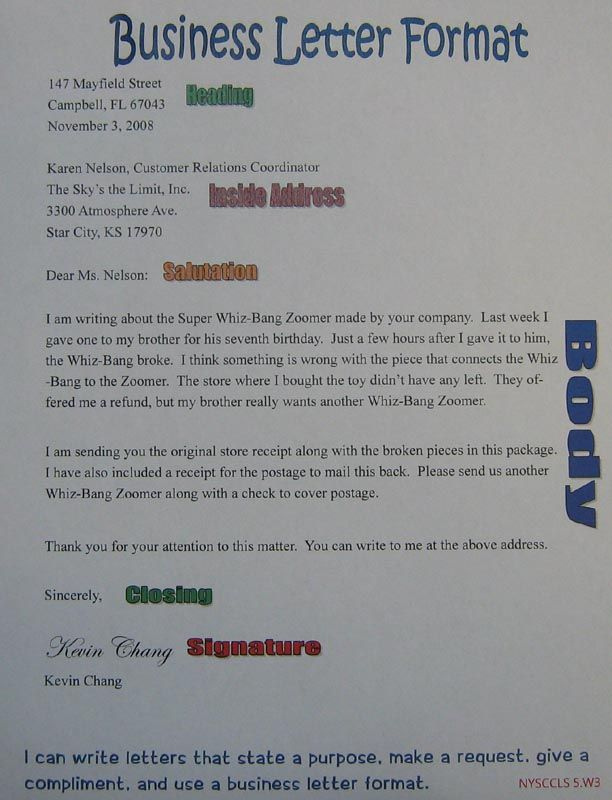 Formal Letter Writing Cbse Writing Official Letters Letter Format Cbse Class Formal And Informal Business