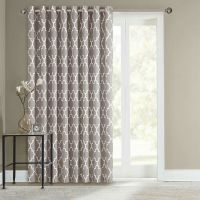 Sliding door curtains | For the Home | Pinterest | Sliding ...