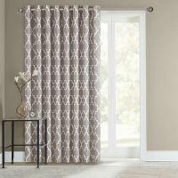 Sliding door curtains | For the Home | Pinterest | Sliding ...