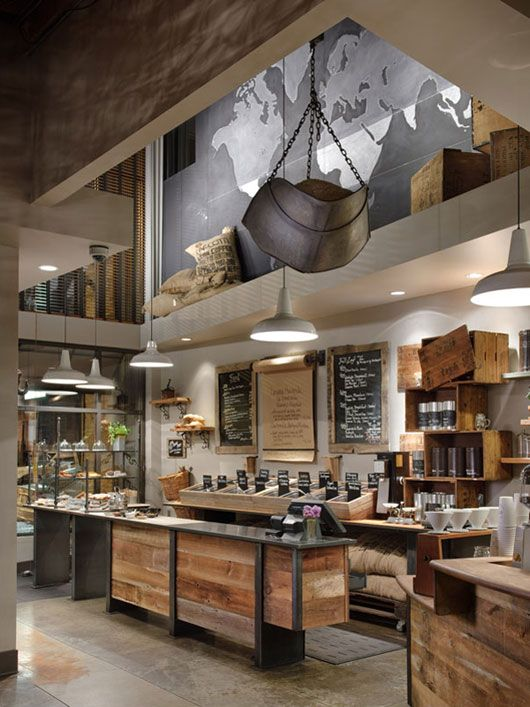 Cute Coffees Shop Ideas For You To Enjoy Your Cuppa Coffee shop - home design store