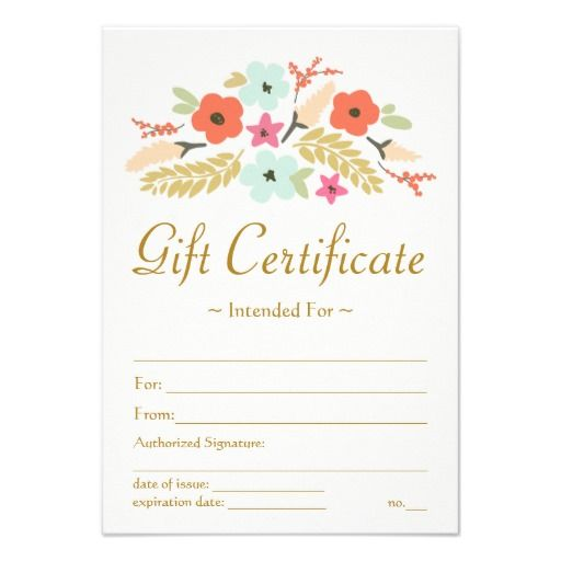 Free Printable and Editable Gift Certificate Templates Gift - gift certificate template pages