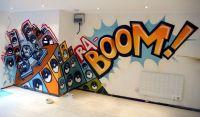 Graffiti Murals | ... graffiti bedroom, graffiti bar & bat ...