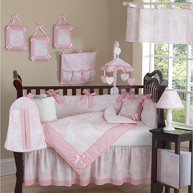 The Nine Piece Crib Bedding Set By Jojo Designs Provides