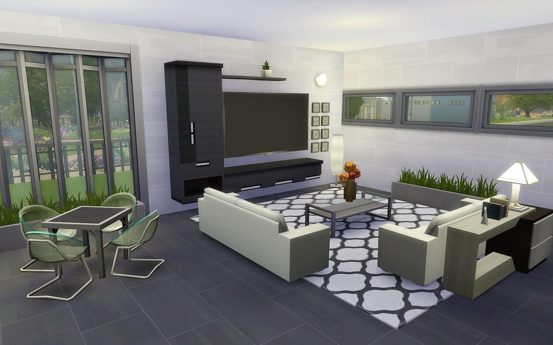 Sims 3 Wohnzimmer Ideen