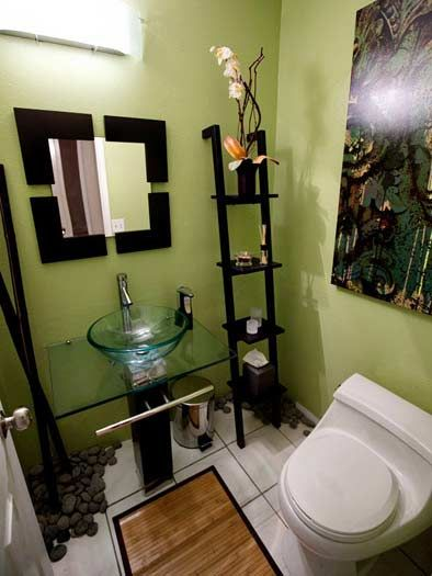 DIY Network offers some great small bathroom decorating ideas In - bathroom decorating ideas diy