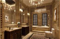 new classical bathroom walls-marble-panels | Bathrooms ...
