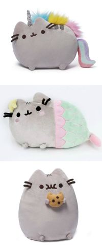 Pusheen the Cat Pillows, super cute! | Pusheen Cat ...