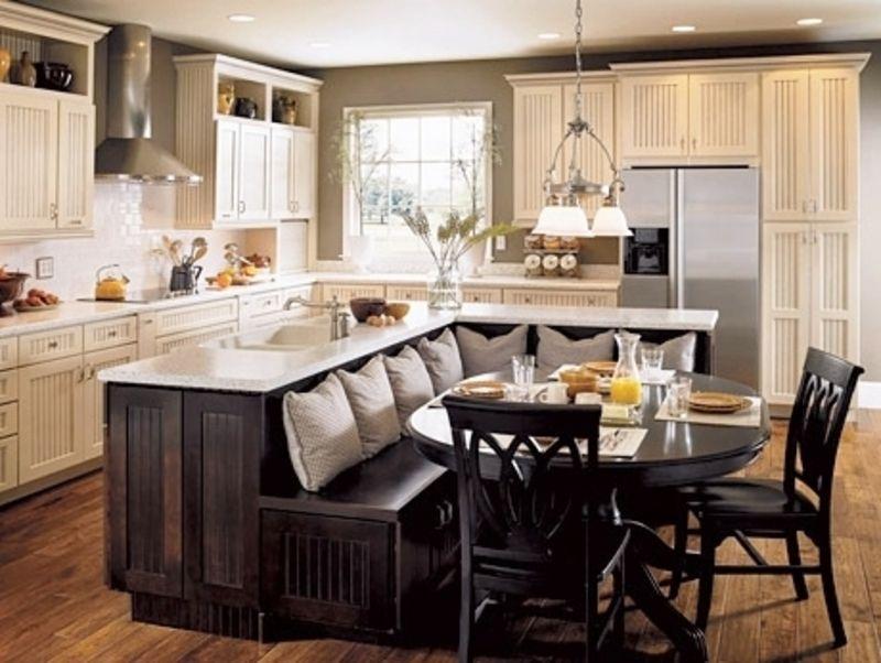 Wonderful Kitchen Island Designs Booth seating, Grand kids and Sinks - kitchen islands designs