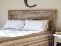 homemade headboard | Rustic Homemade Headboards | Bedroom ...