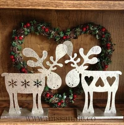 Moose-christmas-decorations-32 cody foster  co baubles  tree - moose christmas decorations