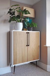 DIY cabinet [IKEA hack] | Ikea hack, DIY furniture and ...