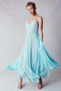 Kimchi Blue Waterfall Chiffon Maxi Dress | Chiffon maxi ...