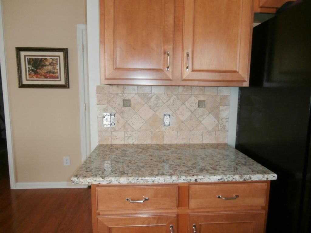 Giallo Napoli Granite Countertops Installed In Charlotte