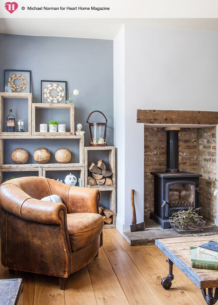 country cottage living room patina Soggiorno Pinterest - cottage living room ideas