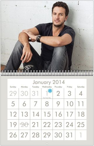 Wall Calendar Google Mount A Raspberry Pi Powered Google Calendar On Your Wall Luke Bryan 2014 Wall Calendar Luke Bryans