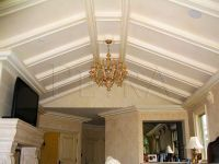 Ceiling Beams, coffered ceiling, ceiling design,interior ...