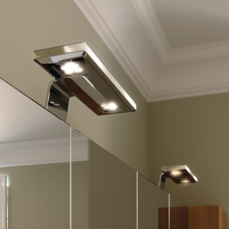 Lampe Für Badezimmerschrank Screwfix Over Cabinet Lighting | Bathroom | Pinterest