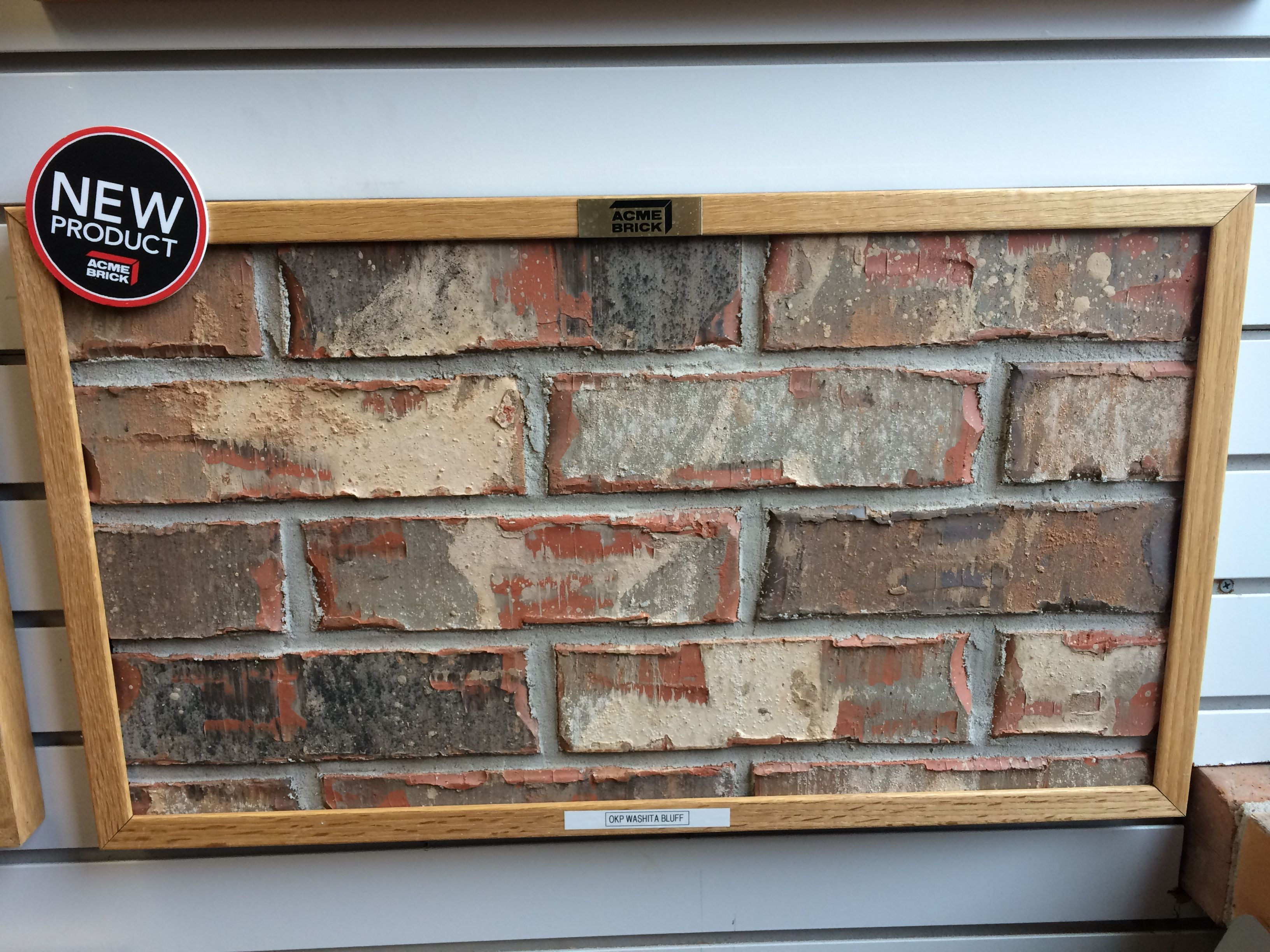 Acme Brick Photos Acme Brick Washita Bluff | Brick & Stone Colors