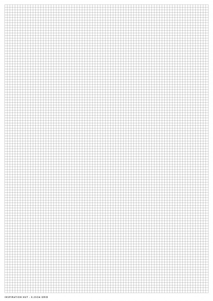 Printable Graph \/ Grid Paper PDF Templates Printable paper - dot paper template