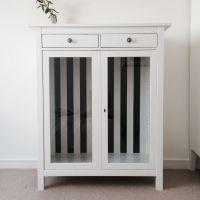 Hemnes Linen Cabinet White  Cabinets Matttroy