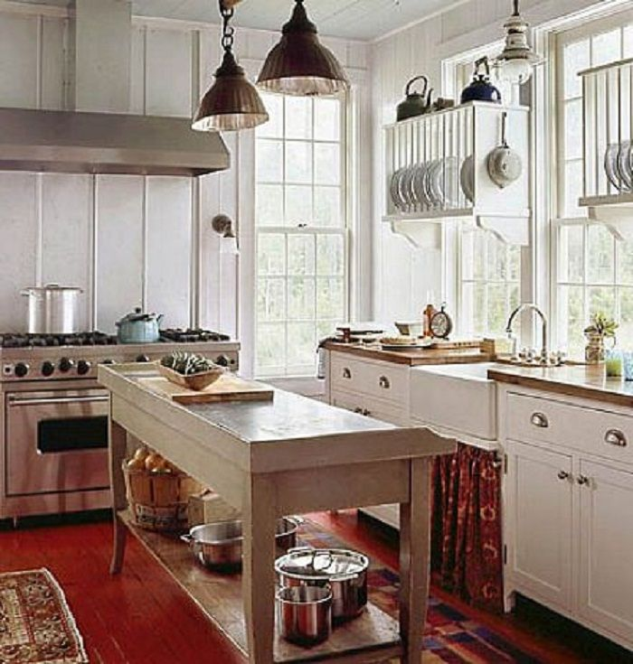 French Country Cottage Decorating Ideas for Your House Cottage - cottage kitchen ideas