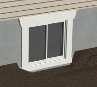 Exterior Window Moulding Designs | Home Design Ideas