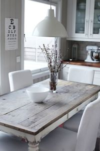 Driftwood over white wash?   Home Decor   Pinterest ...