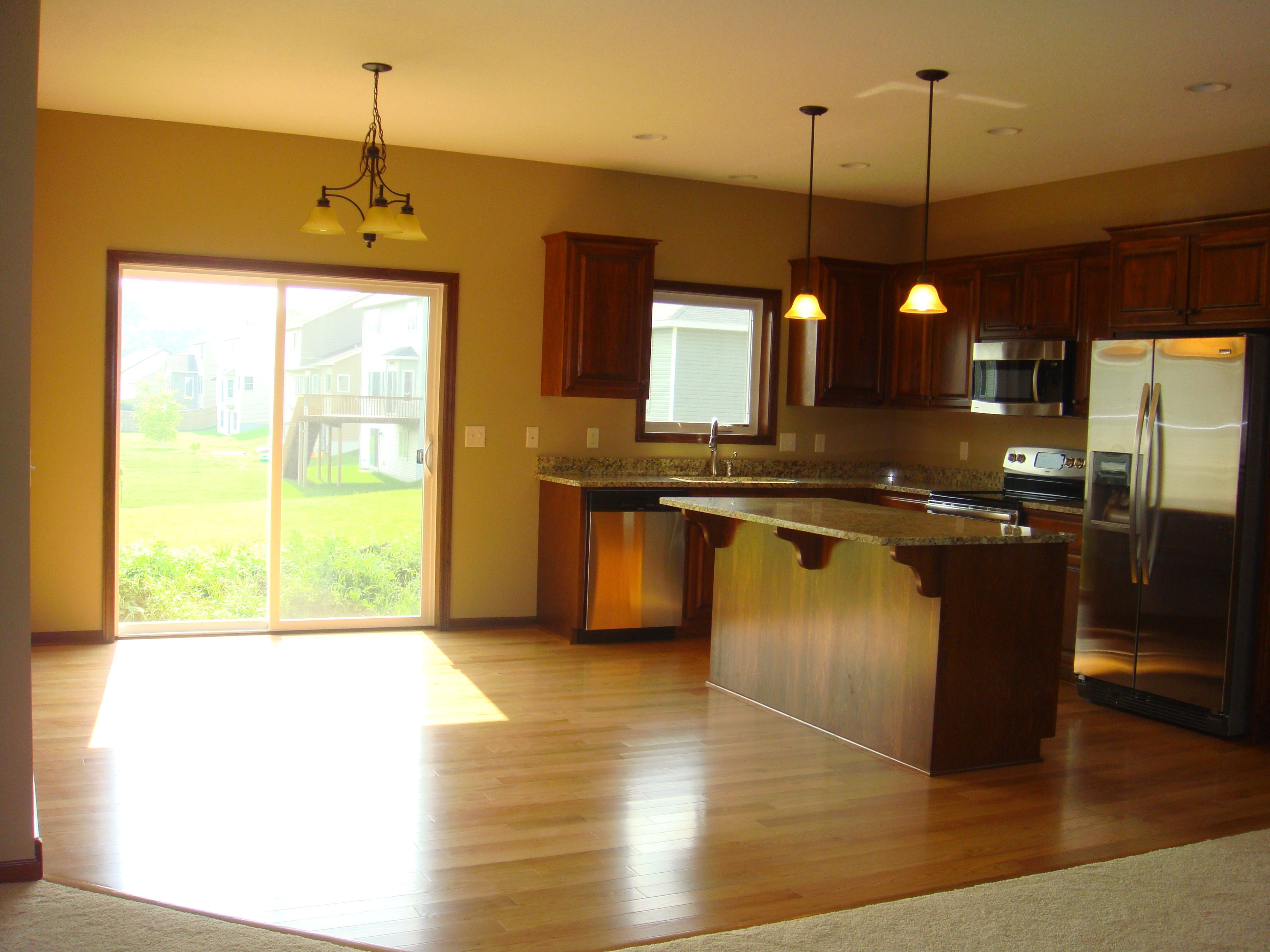 bi level home split level kitchen remodel This is exactly what our layout would look like after a renovation