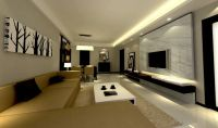 Living Room Lighting Design Living Room Design 3d Interior ...