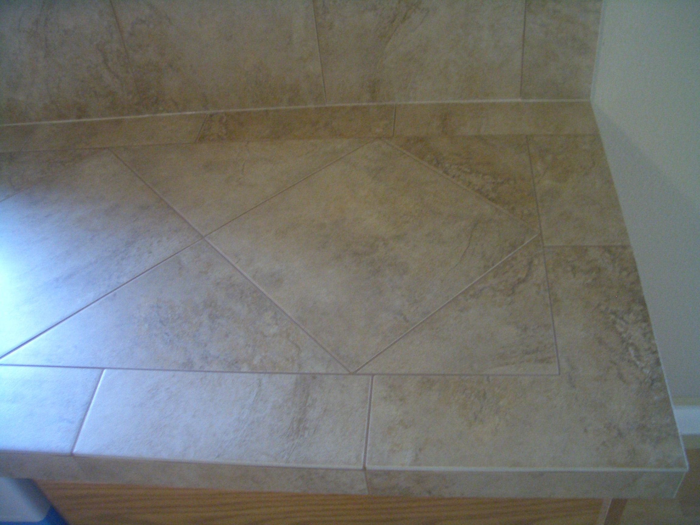tile kitchen countertops How to Install A Granite Tile Kitchen Countertop Alternative Countertops and Inspirational