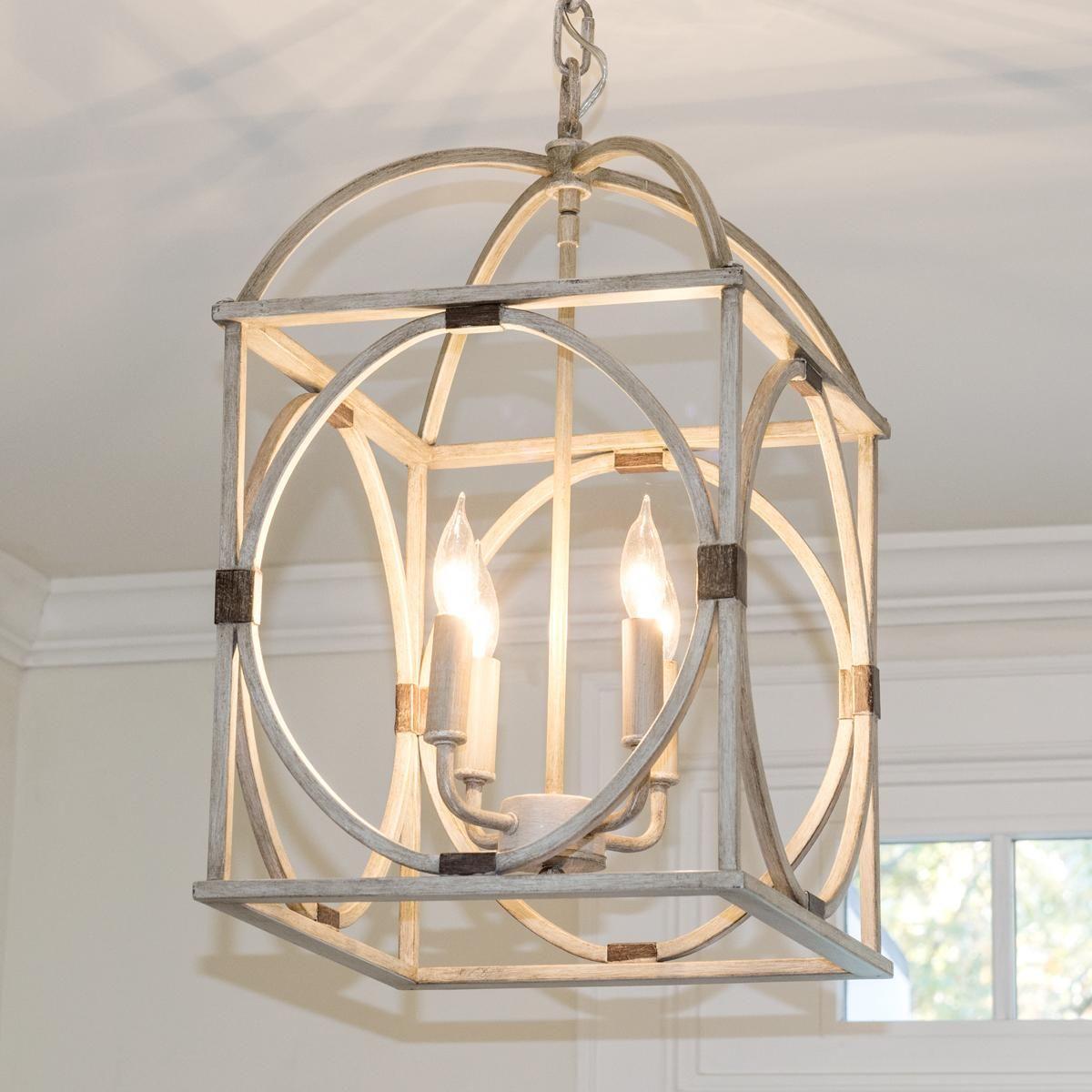 lantern kitchen lighting Circle Lattice Hanging Lantern
