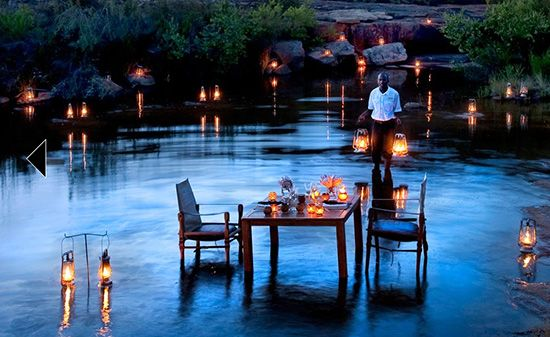 Athirapally Falls Wallpapers Is This Not The Most Romantic Dinner Setting You Have Ever