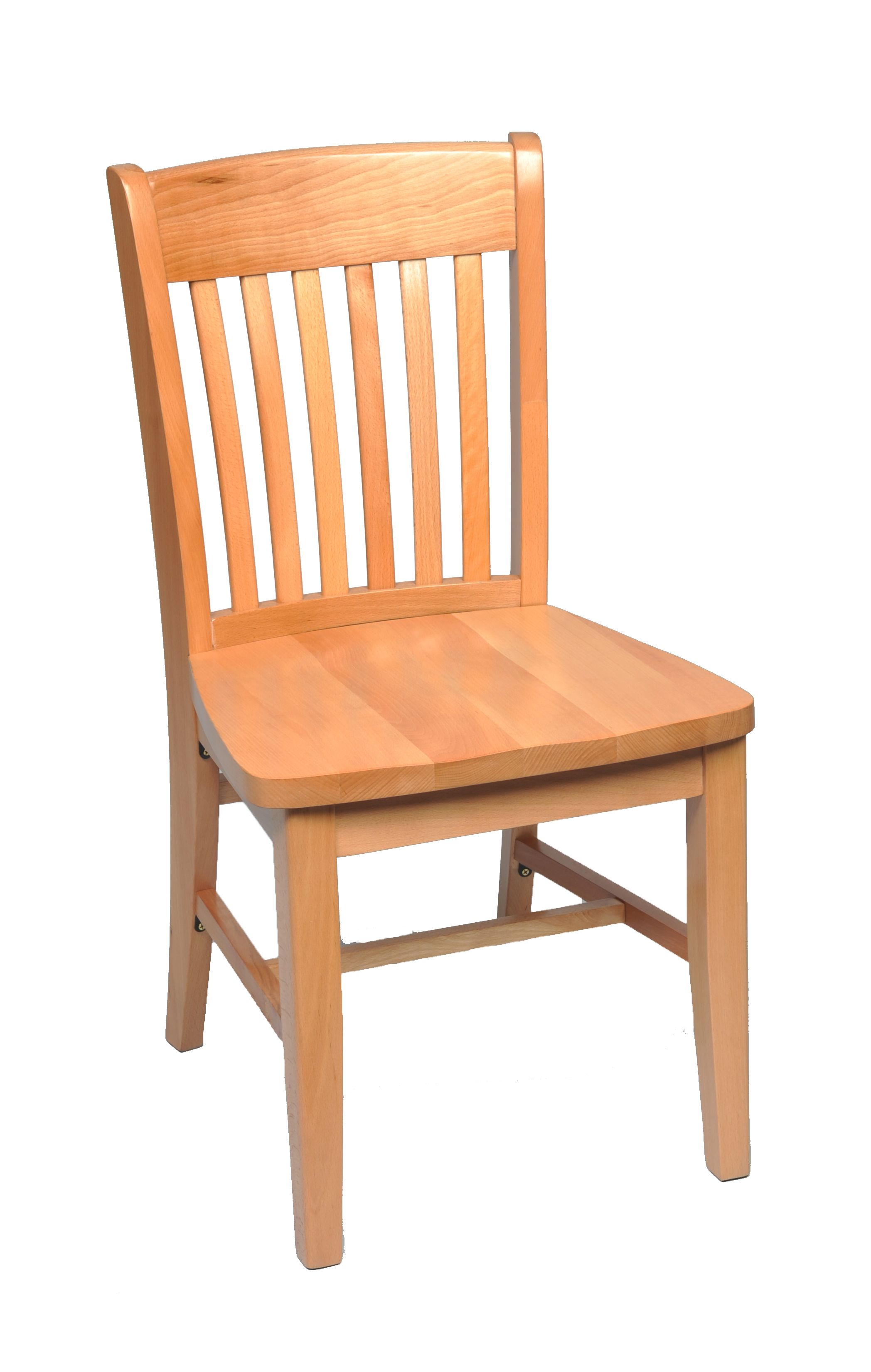 Chair Wooden Solid Wood Dining Chair Schoolhouse Solid Wood Dining