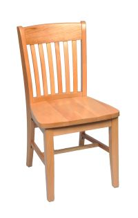 Solid Wood Dining Chair | schoolhouse-solid-wood-dining ...
