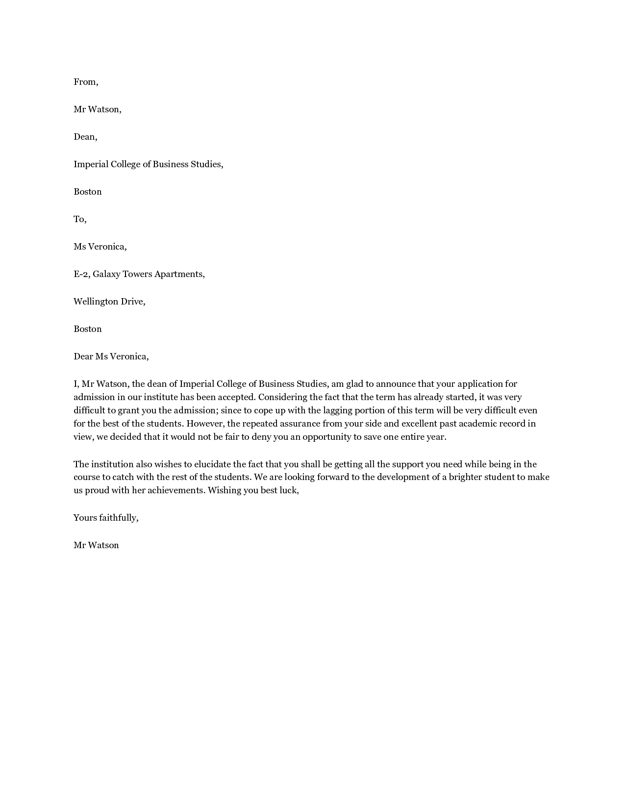 Please read my Academic Suspension Appeal Letter?