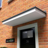 Windermere flat door canopy | Voortuin-deur | Pinterest ...