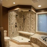 Bathroom Design Ideas Walk In Shower (Bathroom A Brief ...